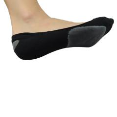 Anti-tlakové ponožky s gelem v přední části a na patě