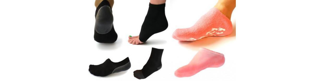 hydratační ponožky / rukavice