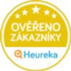 Zlatý certifikát Heuréky - Ověřeno zákazníky