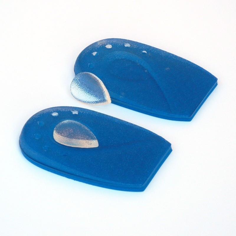 Gelové podpatěnky pro ostruhu
