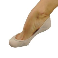 Hydratační ponožky s NANO gelem na patě