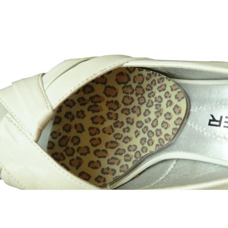 Gelové vložky do bot pro přední část nohy, Barva Barevný vzor 7