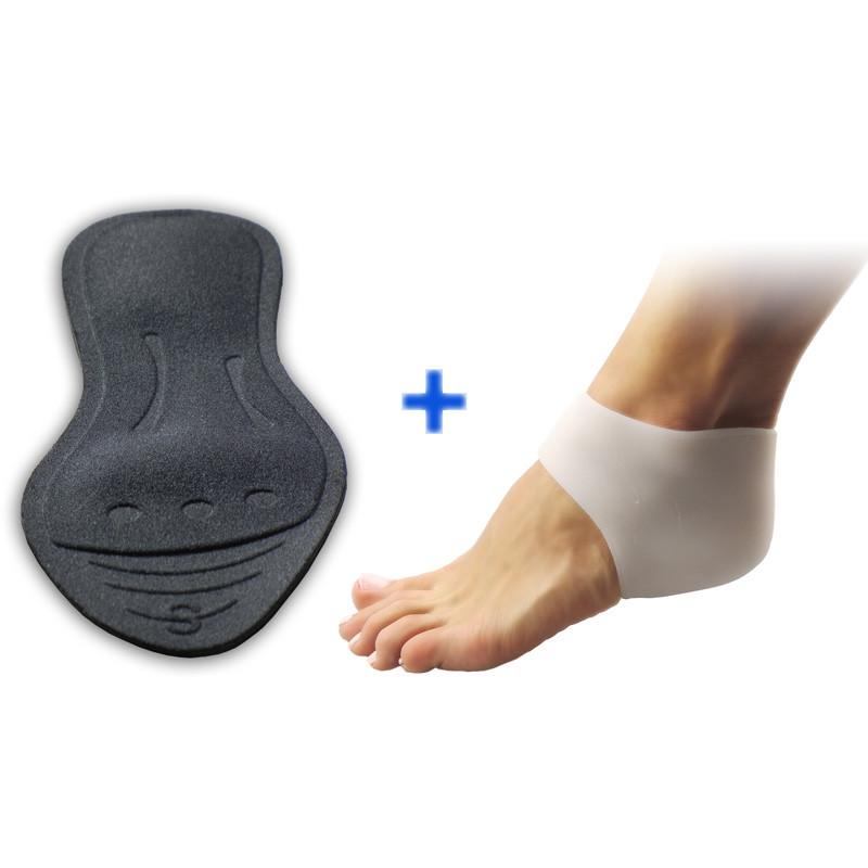 Aliastep Výhodný balíček - masážní vložky FLUID + hydratační návlek na patu SLEEVE
