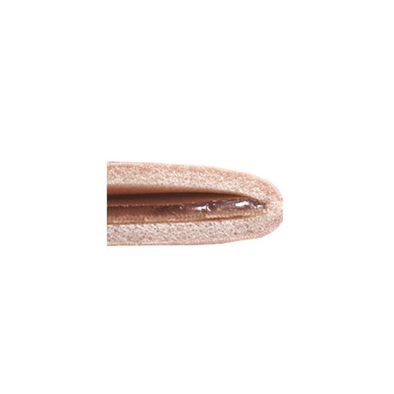 Gelové vložky do bot s krajkou, Barva Černá