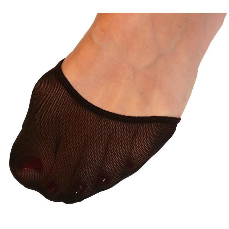 Gelové vložky do uzavřených bot, Barva Černá